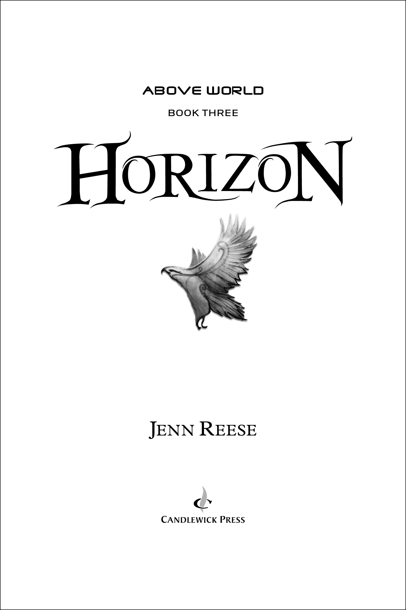 Title page for HORIZON