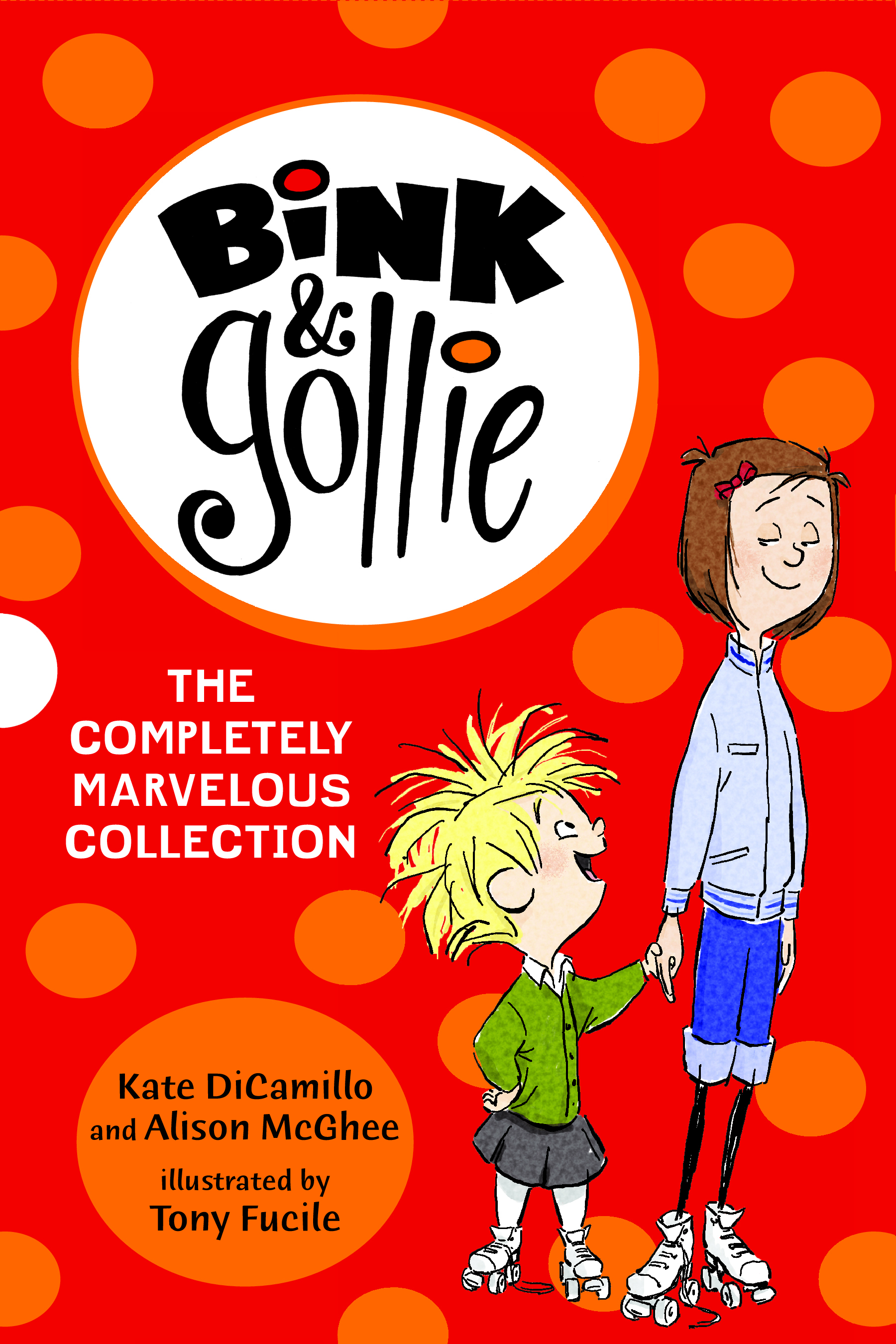 Slipcase front for BINK & GOLLIE: THE COMPLETELY MARVELOUS COLLECTION