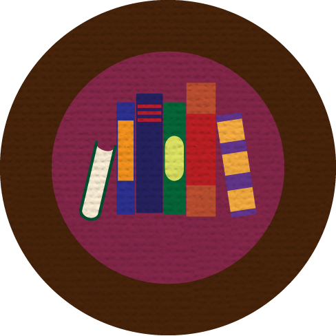 LIBRARY MERIT BADGE