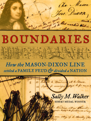 Jacket for BOUNDARIES