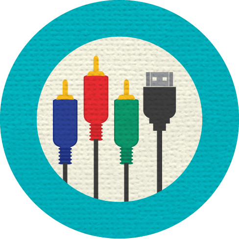 COMPUTER CABLE MERIT BADGE