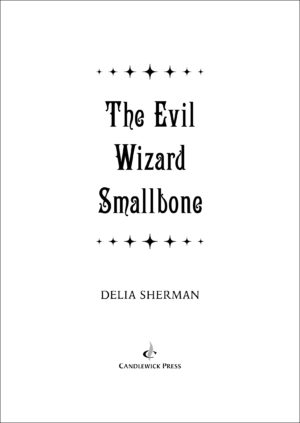 Title page for THE EVIL WIZARD SMALLBONE