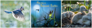 BOOKS BY HELEN FROST AND RICK LIEDER | Candlewick Press, 2015-2017