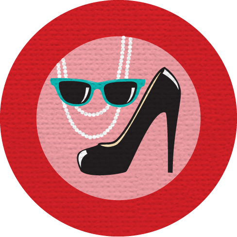 FASHIONISTA MERIT BADGE