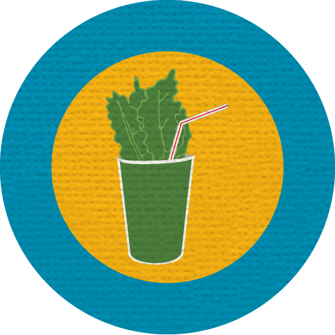KALE MERIT BADGE