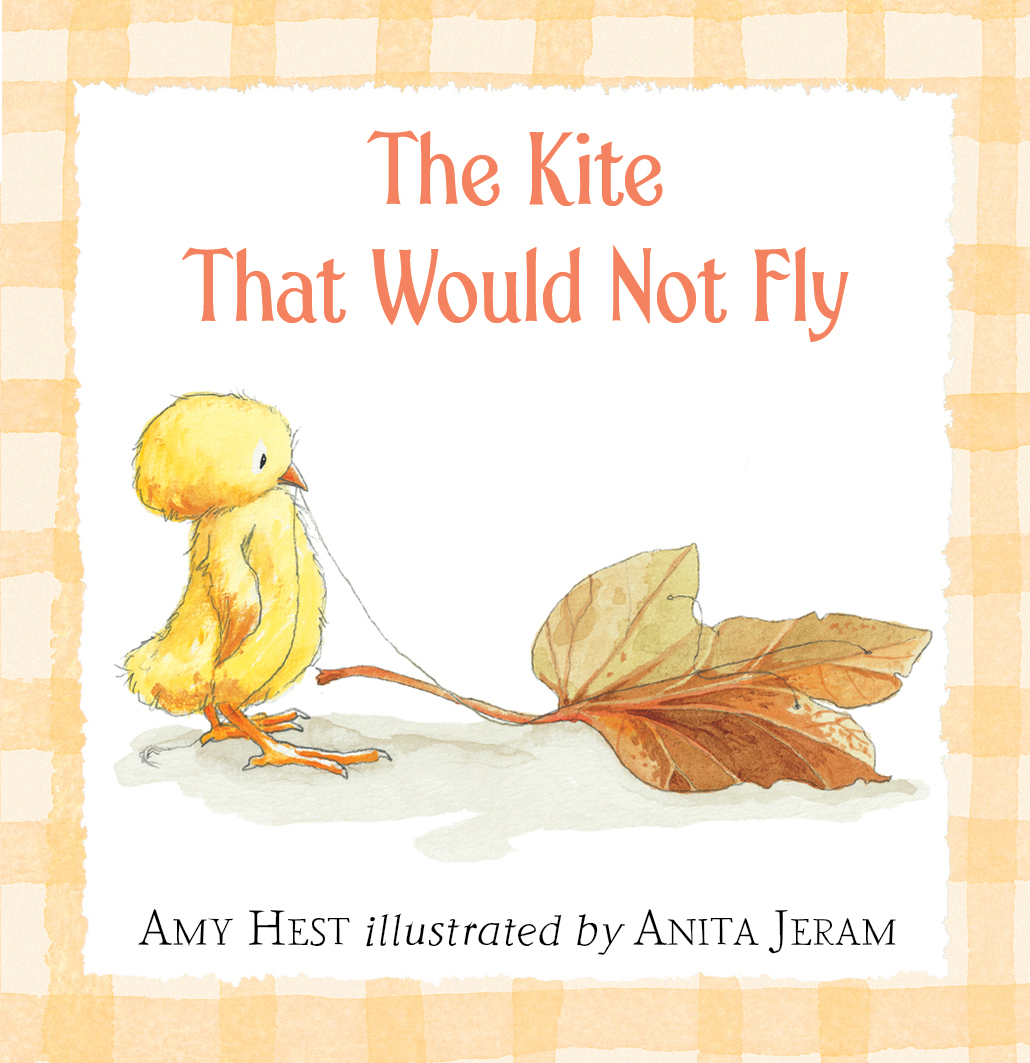 Cover for KITE from LITTLE CHICK: THREE LITTLE STORIES
