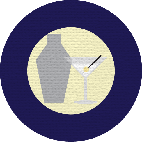 MARTINI MERIT BADGE