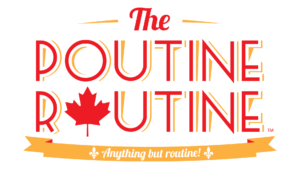 Logo for THE POUTINE ROUTINE