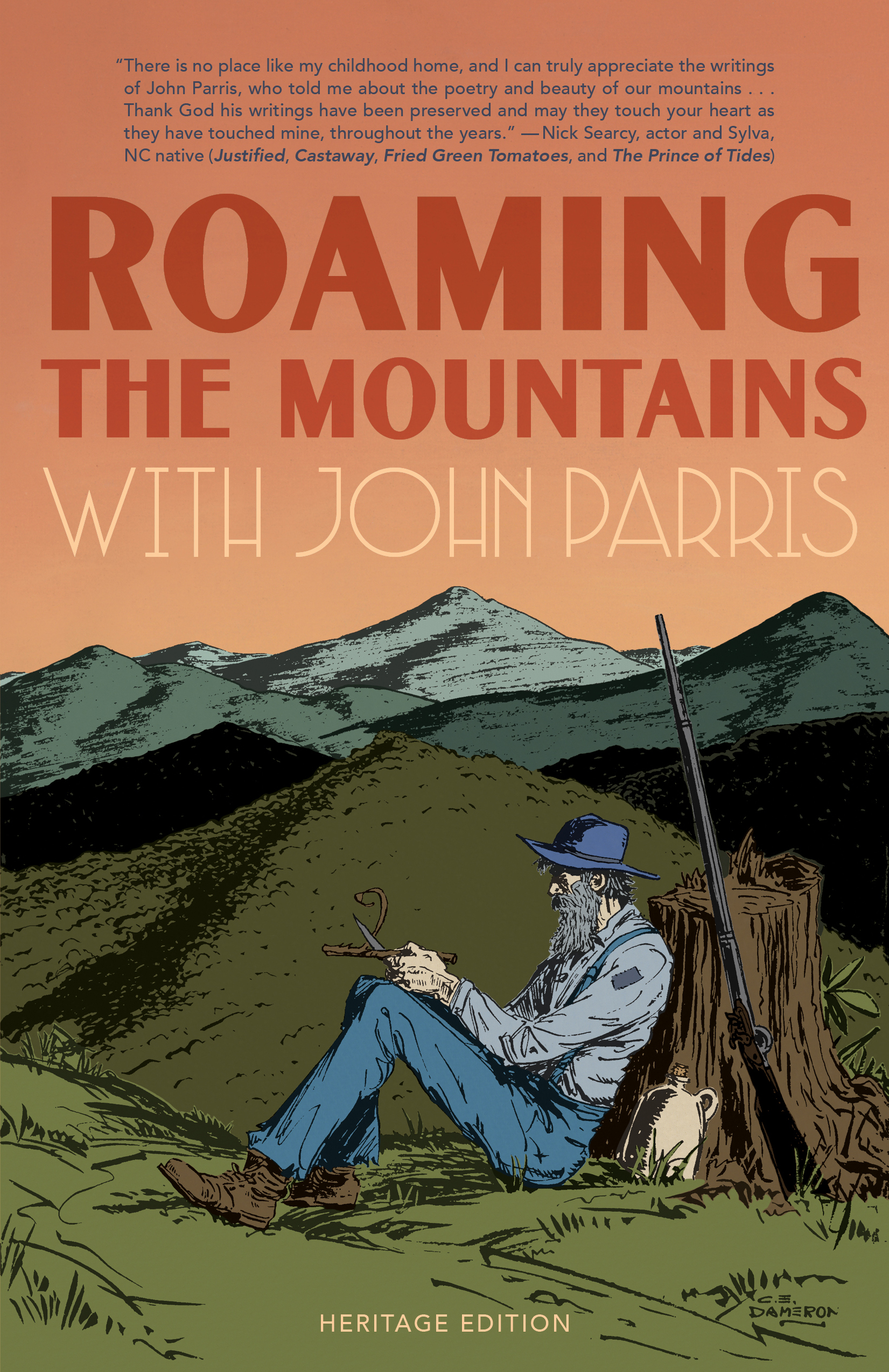 Cover for ROAMING THE MOUNTAINS
