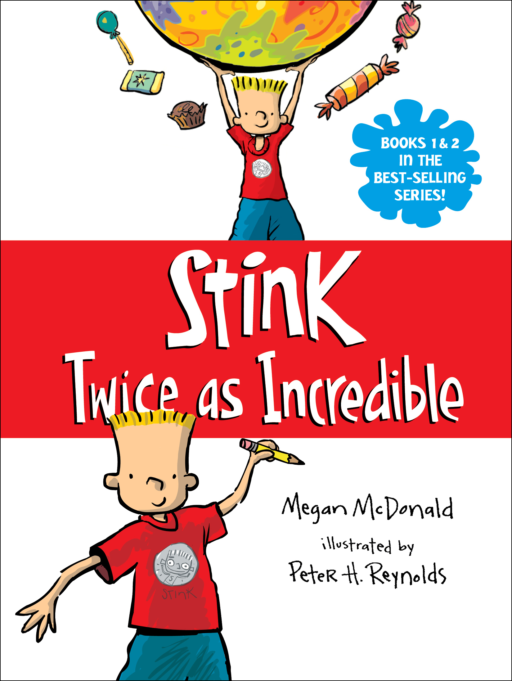 Cover for STINK: TWICE AS INCREDIBLE