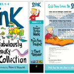 Slipcase for STINK #7-9 Set