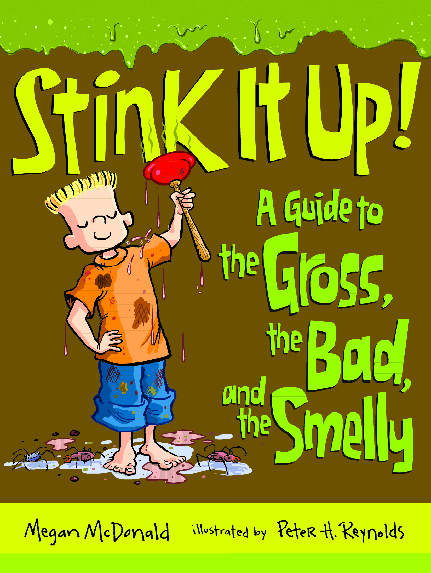 Cover for STINK IT UP!