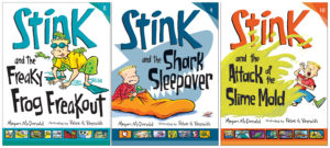 Jackets for STINK #8-#10