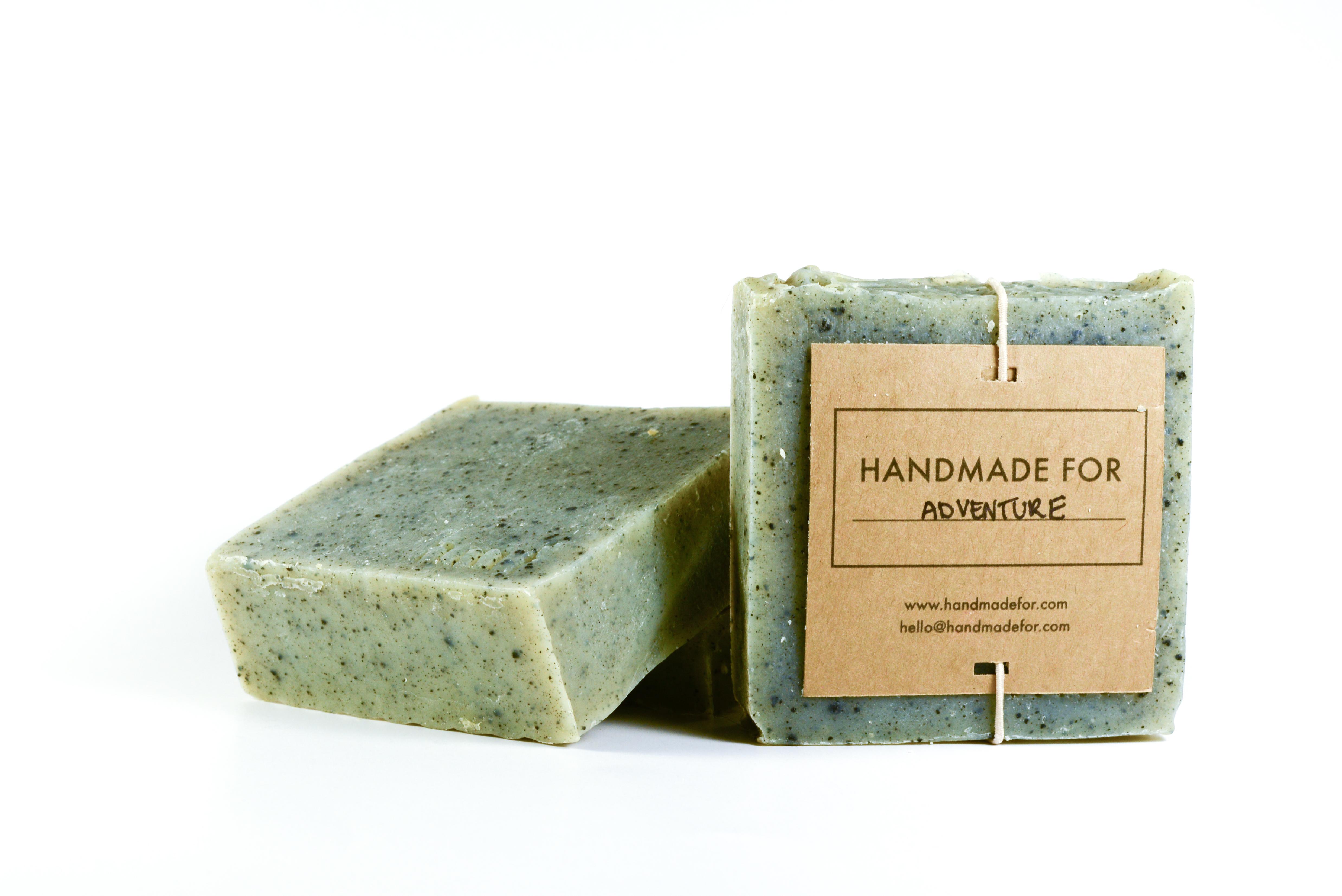 HANDMADE FOR's volcanic birch bar