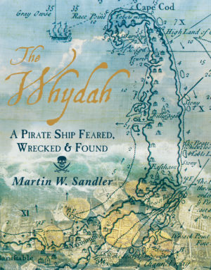 Jacket for THE WHYDAH