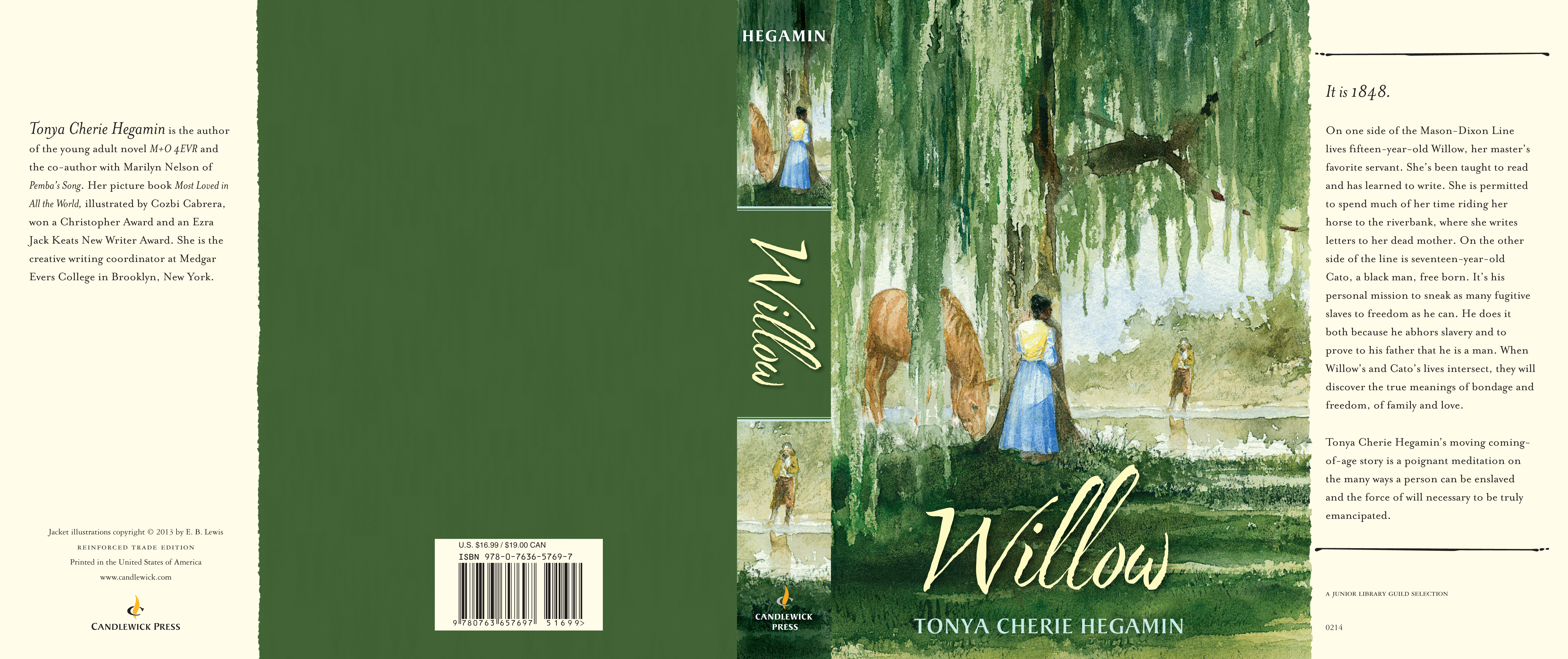 Full jacket for WILLOW