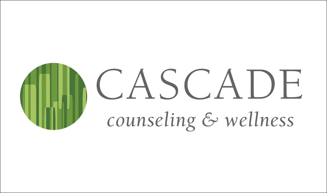 Cascade Counseling & Wellness, Business Card Back