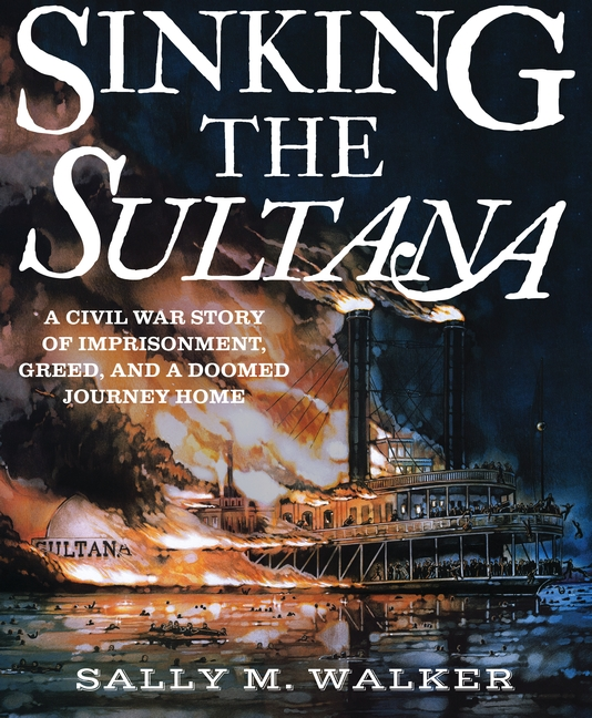 Jacket for SINKING THE SULTANA