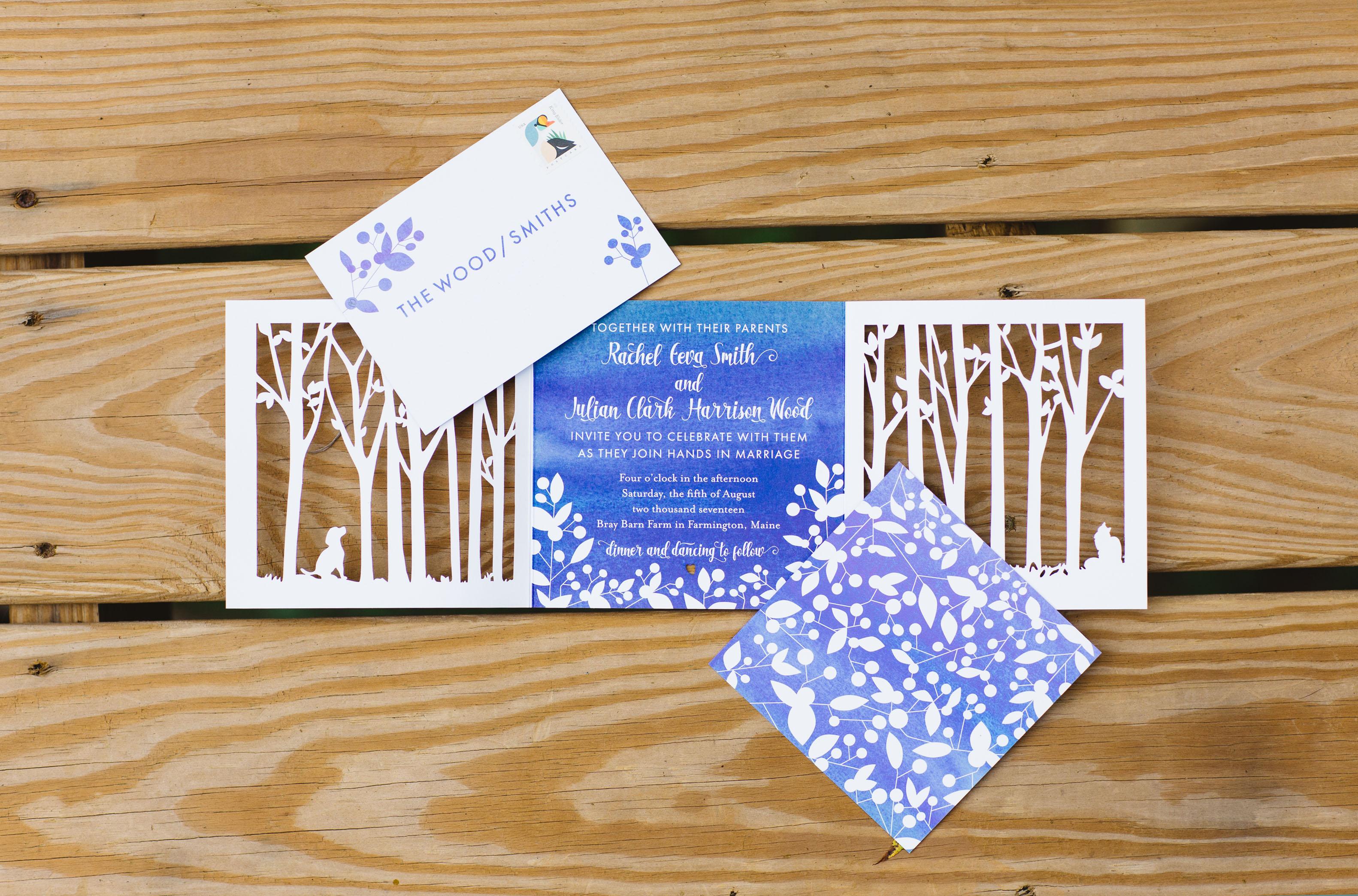 Smith-Wood Wedding, Wedding Suite