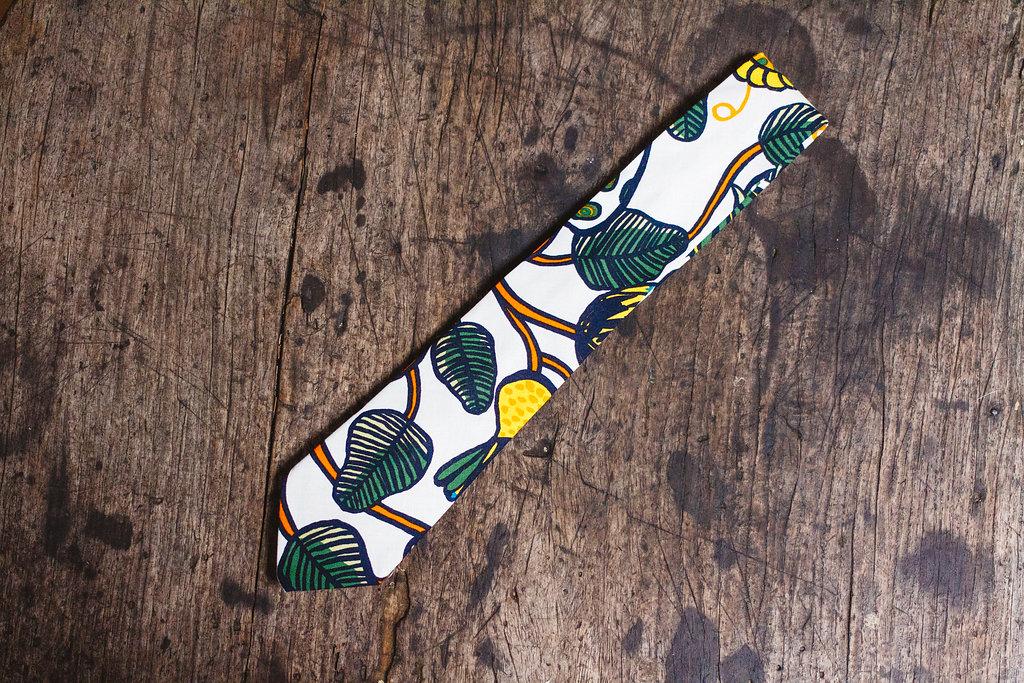 Groomsmen's neckties