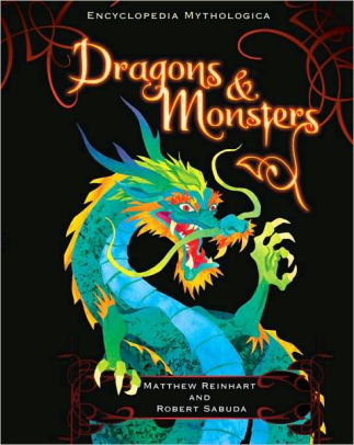 Cover for DRAGONS & MONSTERS