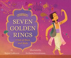 Cover for SEVEN GOLDEN RINGS