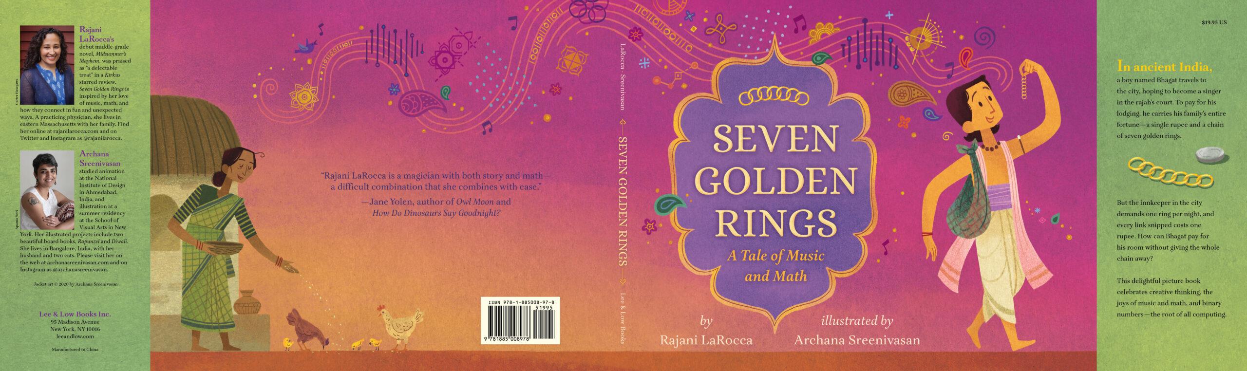 Full Jacket for SEVEN GOLDEN RINGS