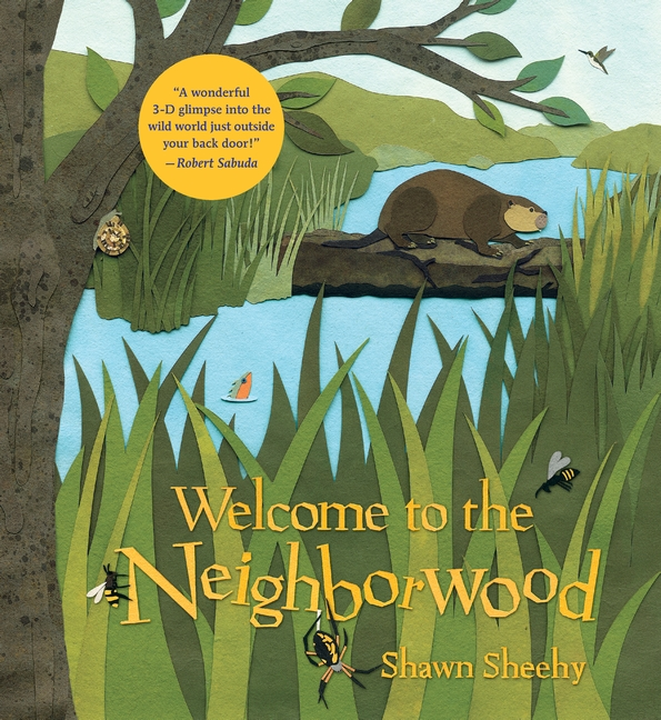 Cover for WELCOME TO THE NEIGHBORWOOD